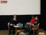 Představení plánu rozvoje města Semily, , starosta Jan Farský a místostarostky marcela Volšičková a Lena Mlejnková
