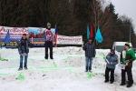 Motoskijöring a motocross Nouzov, vyhlášení vítězů