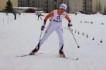 Krajský přebor v běhu na lyžích se konal v jilemnickém areálu Hraběnka