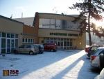 Sportovní centrum v Semilech.