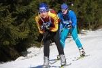 FOTO: Závod hlídek Krkonošská 70 kořistí Pete Ádr teamu