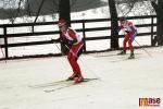 Jilemnický Václavík vyhrál na šampionátu dorostu závod volnou technikou