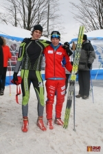 Mistrovství České republiky dorostu v běhu na lyžích ve Vysokém nad Jizerou
