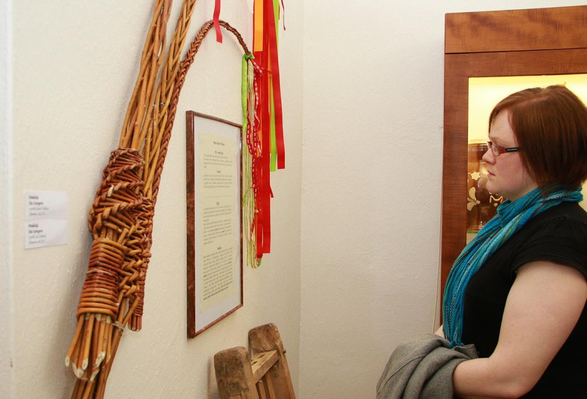 Výstava Veselé Velikonoce v Krkonošském muzeu v Jilemnici