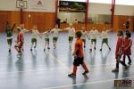 Turnaj mladších přípravek ve Sportovním centru v Semilech, radost z vítězství hráčů Jablonce