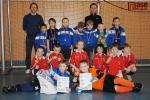 Turnaj mladších přípravek ve Sportovním centru v Semilech, druhé a třetí družstvo FK Pěnčín-Turnov