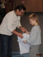 Turnaj mladších přípravek ve Sportovním centru v Semilech