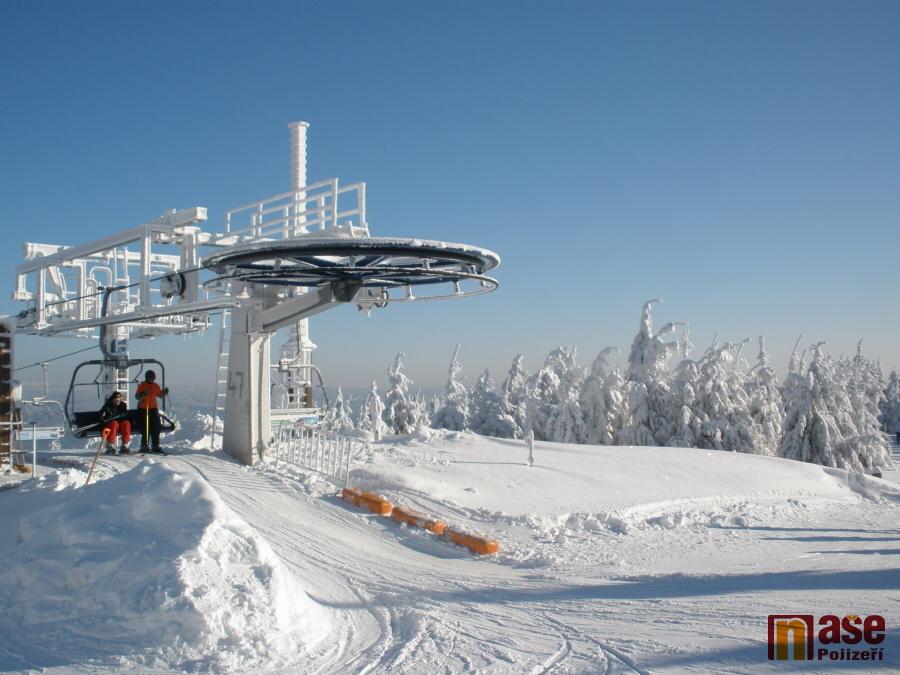 Ještěd Ski open 2012
