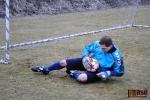 Trénink gólmanů FK Pěnčín-Turnov