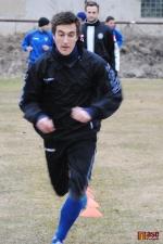 Trénink fotbalistů FKP Turnov