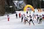 FOTO: Lyžaři běhali na Mísečkách o poslední medaile letošní sezony