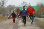 FOTO: Nezdolní lyžaři absolvovali na závěr sezony tradiční sedmdesátku