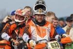 KTM Enduro cross country v Bozkově 2012
