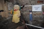 FOTO: Čarodějnice se s předstihem rojily ve sklepě semilského muzea