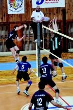 Kvalifikační turnaj o druhou volejbalovou ligu ve Žďáru nad Sázavou