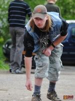 Semilský cvrnk 2012, stříbrný v kategorii dospělých Lukáš Kovář