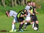 Krajský přebor ve fotbale, utkání Košťálov - VTJ Rapid Liberec