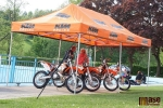 Druhý díl KTM enduro cross country v Košťálově