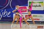 Nominační závody v aerobiku ve Sportovním centru v Semilech