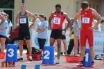 Memoriál Ludvíka Daňka 2012, 100 metrů mužů