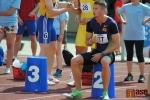 Fotomomentky na Memoriálu Ludvíka Daňka. Příprava sprinterů