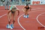Fotomomentky na Memoriálu Ludvíka Daňka. Běh na 400 metrů žen