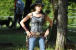 Westernový den v Semilech 2012. Colt show Romanita - Romana Konečná