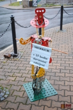 Vernisáž výstav Merkur a leporela Z dějin národa českého v semilském muzeu