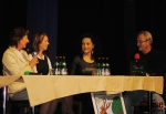 Radiodárek s Lucií Bílou věnovaný Vladimíru Komárkovi. Hosty byly i semilské místostarostky Marcela Volšičková a Lena Mlejnková