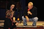 Radiodárek s Lucií Bílou věnovaný Vladimíru Komárkovi. Mimo program zavzpomínala i Růžena Komárková