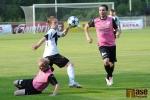 Krajský přebor ve fotbale, utkání SK Semily - FK Sedmihorky