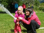 Semilským parkem zněl dětský smích