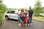 Regionální kolo Miss aerobik se konalo 3. června v Liberci. Tři nejlepší dívky v hlavní kategorii