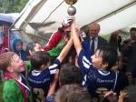 Lomnický turnaj přípravek ovládli hráči FKP Turnov