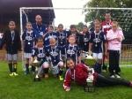 Mezinárodní turnaj přípravek v Lomnici nad Popelkou vyhrálo družstvo FKP Turnov