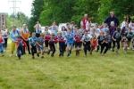 Na Lhotách pořádali 13. ročník běhu O kozákovský polodrahokam