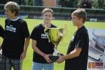 Starší žáci SK Semily převzali pohár pro přeborníky Libereckého kraje