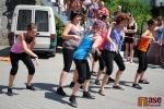 Semilská pouť 2012. Taneční vystoupení ZUŠ Semily