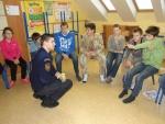 Dráček Hasík se v tomto školním roce rozloučil s druháky i šesťáky