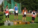 Zlato ze šampionátu žáků přivezl Egrt a nečekaně i Čejchanová
