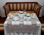 FOTO: Nahlédněte do jídelny hraběte Harracha