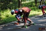 Obrazem: Sjezdaři na skateboardech obsadili na čtyři dny Kozákov
