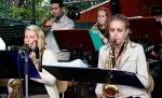 Krkonošské pivní slavnosti - 15. ročník, Big band ZUŠ Vrchlabí