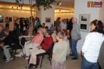 Vernisáž výstavy v Pojizerské galerii pod názvem Semilský fotoklub: Pět zlatých sezón