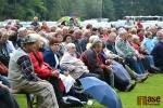 FOTO: Tisíc fanoušků dechovek nadchla jubilejní přehlídka v Košťálově
