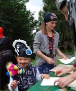 OBRAZEM: Zoo obsadili piráti