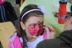 9. ročník akce Semilský pecen, malování na obličej