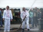V Roztokách u Jilemnice pořádali první ročník soutěže parních stříkaček
