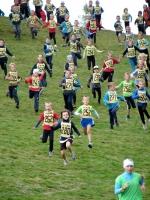 Posvícenský běh ve Studenci přilákal na start přes 600 běžců