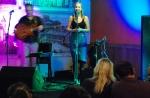OBRAZEM: Maďarská zpěvačka se předvedla ve Varnsdorfu